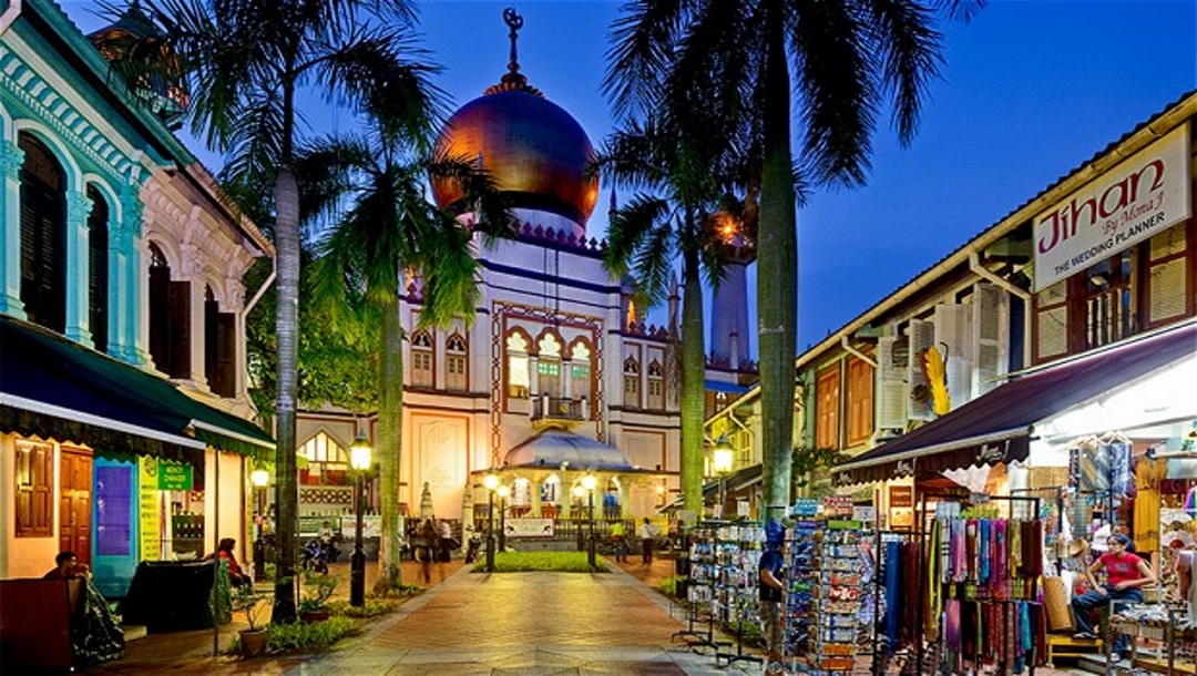 Halal food guide in bugis singapore muslim travel rocks for Arab cuisine singapore